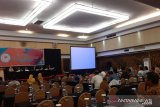 Pleno penetapan anggota DPRD Padang 2019-2014 diwarnai insiden mati lampu
