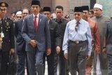 PM Mahathir dan istri hadiri pelantikan Jokowi