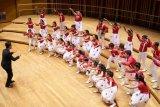 St. Gabriel Children Choir sukses raih gold award di Singapura