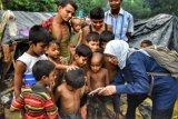 Empat bocah Rohingya tewas dalam ledakan ranjau di Rakhine
