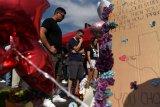 Gereja Texas ditembakin, pelaku tewas