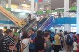 Singapura libur panjang, wisman padati Pelabuhan Batam Center