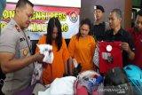 Dua perempuan pencuri pakaian di mal ditahan