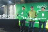 GrabBike dukung para pejuang #AntiNgaret di Indonesia