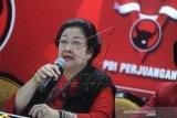 Megawati Ketua Umum PDI-P kembali periode 2019-2024