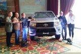 Toyota Astra Motor jual Toyota All New Hilux Single Cabin Rp338,1 juta