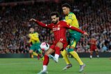 Liverpool gasak Norwich 4-1