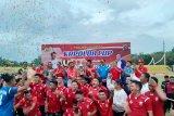 Indra Sjafri apresiasi turnamen sepak bola antar Polres di Sumbar