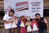 Dapur Qurban ACT-FTI UMI  targetkan 1000 peserta