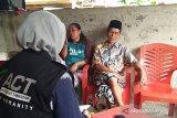 ACT Sulsel-kitabisa bantu bangun rumah warga miskin