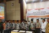 KPU tetapkan Golkar pimpin perolehan 11 kursi DPRD Riau