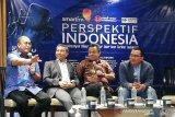Masyarakat respon positif pertemuan Prabowo, Jokowi, dan Megawati