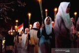 Pawai obor takbiran perkuat wisata religi Kotim