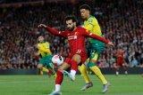 Liverpool tampil berlian usai kalahkan Norwich di laga pembuka Liga Inggris
