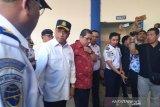 Menhub  tinjau kondisi infrastruktur transportasi pascabencana di Palu