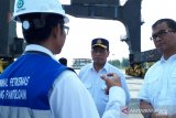 Pembangunan infrastruktur pelabuhan di Sulteng dapat pinjaman ADB Rp900miliar