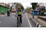 Satuan Lalu Lintas Polres Wonosobo canangkan Gelora Transportasi Sehat Merakyat