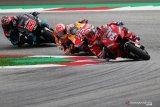 MotoGP -- Dovizioso salip Marquez di tikungan terakhir untuk juarai GP Austria