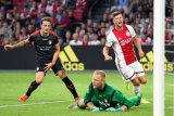 Liga Belanda -- Ajax kalahkan tamunya Emmen dengan skor telak 5-0