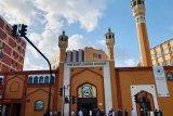 Seperti ini kemeriahan hari raya haji di masjid Kota London