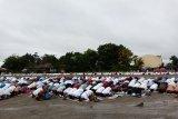 Shalat Idul Adha di Mimika berlangsung  di 65 lokasi