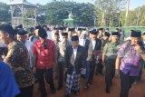 Wapres Jusuf Kalla ajak masyarakat doakan jamaah haji  di Mekkah