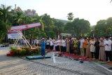Ribuan warga ikuti salat Idul Adha di Semen Padang