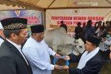 Gubernur Ali Mazi berpesan untuk menjaga kebersamaan antarumat