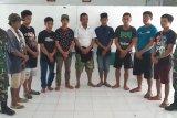 Satgas Pamtas Yonmek 643/WNS gagalkan pengiriman delapan TKI ilegal