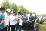 Gubernur Ingin Pastikan Jalan Sekatak-Malinau Tuntas Akhir Tahun