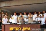 Polda Metro Jaya sita tujuh senpi ilegal dalam satu bulan