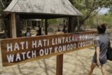 Warga Pulau Komodo tolak penutupan Pulau Komodo