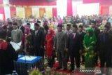 Wali Kota minta mantan anggota DPRD tetap membangun daerah
