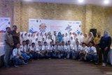 30 peserta SMN Riau mendapat pelatihan jurnalistik