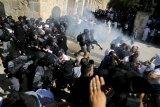 Palestina: Serangan Israel di Aqsha bisa jadi konflik agama