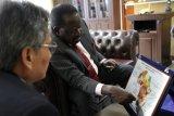 Indonesia dorong partisipasi Uni Afrika dialog infrastruktur