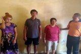 Kurir sabu ditangkap di Lamandau saat menumpang bus Damri
