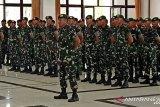 Pangdam :  Satgas Pamtas RI-PNG harus paham protap