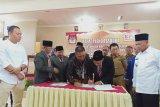 KPU OKU Timur sahkan 45 nama anggota DPRD Kabupaten