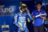 Dirawat pascakecelakaan, pebalap MotoGP Joan Mir dipulangkan dari rumah sakit