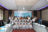 Perum Damri perkenalkan usahanya pada  peserta SMN Sulut