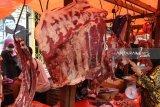 Dinas Peternakan OKU musnahkan 5,28 Kg hati sapi mengandung cacing