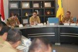 Pimpin Rapat Staf, Gubernur Ingin Matangkan Persiapan HUT RI