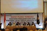 KPU Tetapkan 45 Anggota DPRD Sultra Terpilih Periode 2019-2024