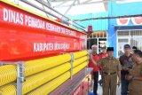 Bupati apresiasi aksi heroik personel damkar dalam mengatasi kebakaran di Inhil