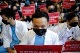Polisi Australia keluarkan peringatan pascabentrokan soal protes Hong Kong