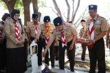 Hari Pramuka Pj Wali Kota Makassar ziarahi TMP Panaikang
