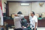 Mantan Sekda Kota Malang  Cipto Wiyono divonis 3 tahun penjara