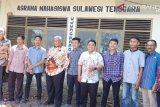 Gubernur prihatin melihat kondisi Asrama Mahasiswa Sultra di Makassar