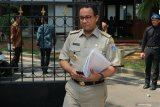 Anies Baswedan temui Presiden bahas transportasi Jakarta